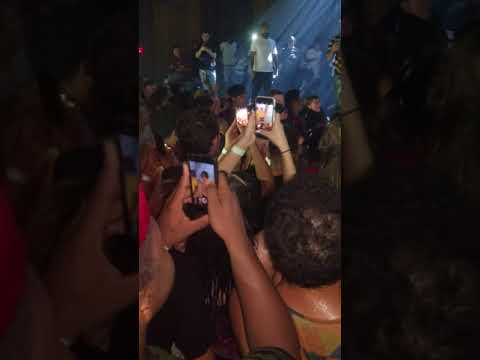 ab57a74f8f307 Fan passes out during Trippie Redd concert!! Minneapolis Minnesota ...