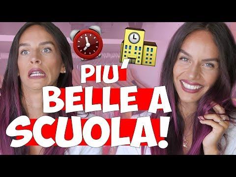 BACK TO SCHOOL: COME ESSERE PIÙ BELLA A SCUOLA!