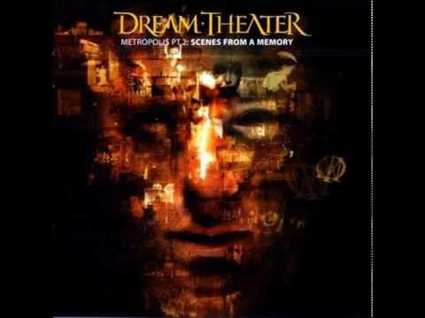 Dream Theater-The Spirit Carries On w/lyrics