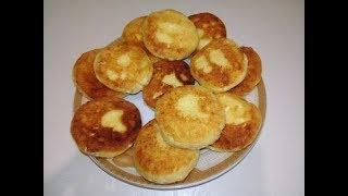 Сырники Cheese Pancake домашние пышные без муки простой рецепт