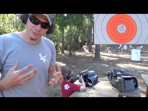 Teaching Kids To Shoot - Tips For The Range And Hunting