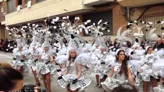 Carnaval 2014 La Roda (Albacete) - Comparsa Fantasía de Car