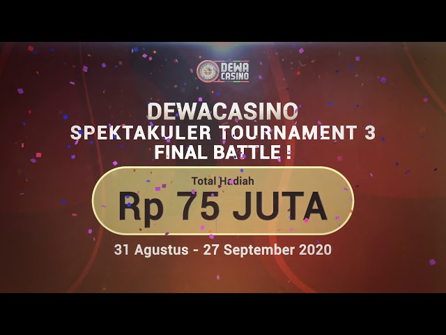 Tournament Spektakuler Season3