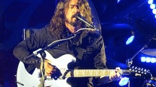 Foo Fighters, Aurora, Live, Milton Keynes Bowl, from the front, Saturday 5th September 2015
