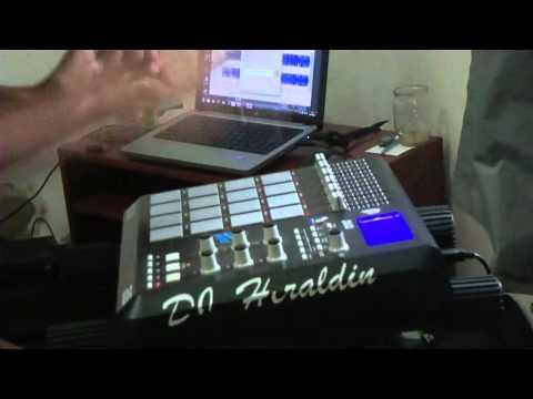 MC MAGRINHO PUMBA LA PUMBA AO VIVO  HERALDINHO DJ