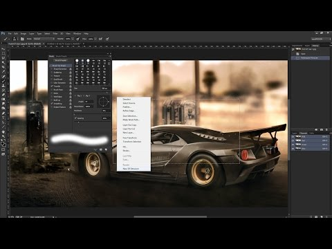 Render a custom New Ford GT from an image with Yasid Design