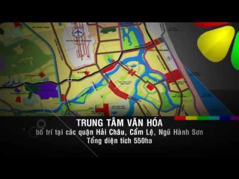 Quy hoạch chung TP Đà Nẵng đến năm 2030 tầm nhìn 2050
