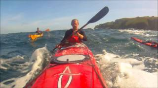 Sea Kayaking In Ireland- The Blaskets Exped