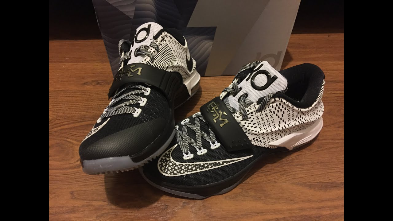 KD7 BHM unbox and on foot review - YouTube