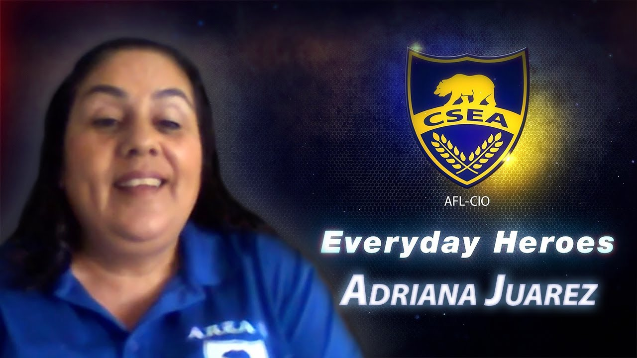 Everyday Hero Adriana Juarez