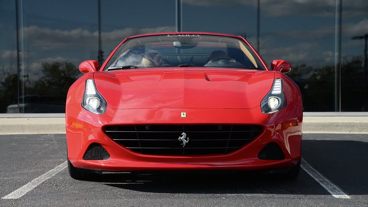 2015 Ferrari California T - WR TV Sights & Sounds - YouTube