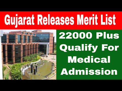 NEET 2017: Gujarat Merit List Releases, More than 22000 Qualify For Medical Admission