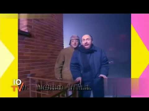 La storica sigla del programma Emilio con la fantastica Athina Cenci