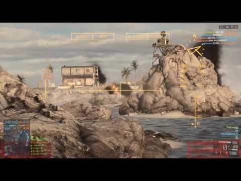 BF4 Boat WaveBreaker