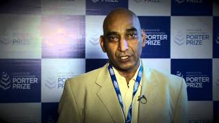 Porter Prize - CEO Talks - Govind Hariharan - Executive DIrector, ICA Institute