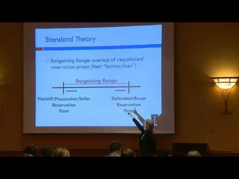 Psychology for Lawyers: Negotiation and Ethics