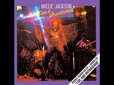 Millie Jackson - Phuck U Symphony (Official Audio)