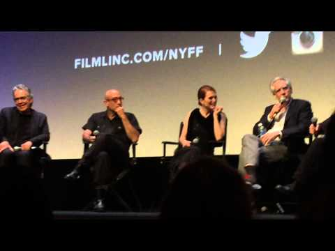 Maps to the Stars Q&A Panel with David Cronenberg and Julianne Moore and others at NYFF