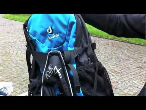 Рюкзак для роллеров Deuter Winx