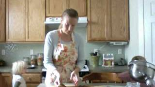 Part 2: Gfcf Egg-free Cinnamon Rolls, Gluten-free