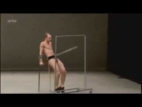 Danse moderne contemporaine Arte - france 5 wtf (epic sax guy)