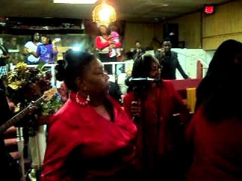 CHURCH OF GOD GOSPEL TABERANCLE MASS CHOIR JAN 30 2012 LAKELAND FLA