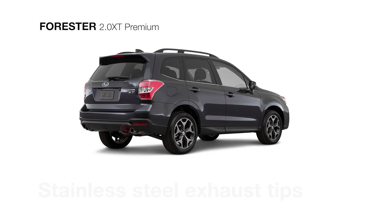 2016 subaru forester 2 0xt premium youtube. Black Bedroom Furniture Sets. Home Design Ideas