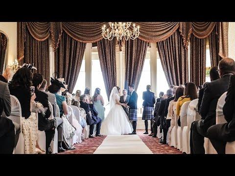 Lauramay & Nathan | Wedding Film | Crieff Hydro Hotel | Perthshire | Scotland