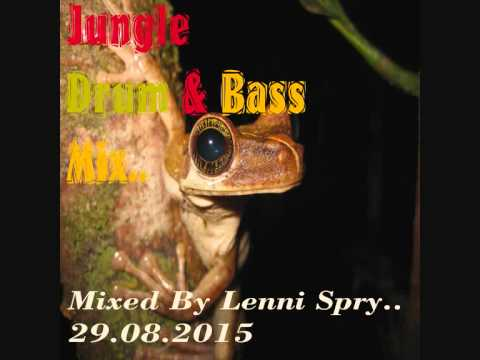 Jungle Drum & Bass Mix.. Mixed By Lenni Spry 29 08 2015..