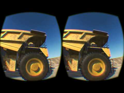Virtual Reality for Mining, Oil and Gas - Training Simulation built for Oculus Rift