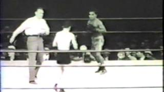 Baby Arzimendi vs. Steve Bellois, W15, 8-30-1934