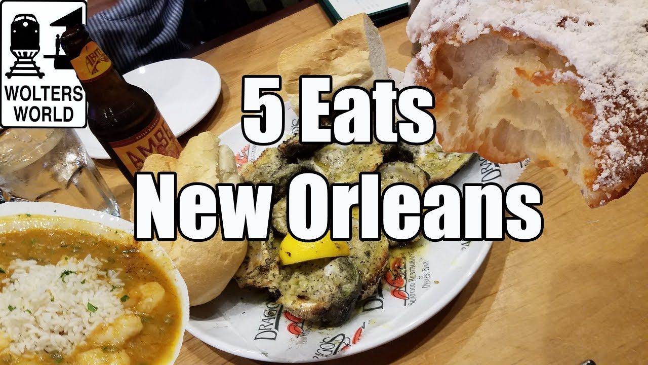 Eat new orleans 5 foods you have to eat in new orleans for Things not to miss in new orleans