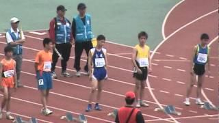 土城國小  田徑隊   新北市女童鄭睦蓁60公尺破大會紀錄  100公尺創個人最佳