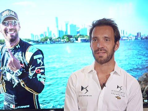 Formula E - Interview de Jean-Eric Vergne - Champion du monde de Formule E - 2018/2019