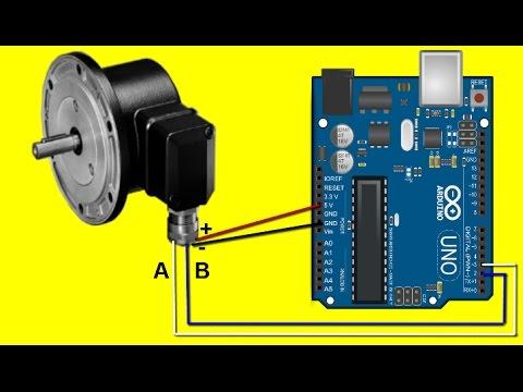 Đọc Encoder - Lập trình nhúng LabVIEW cho Arduino #8
