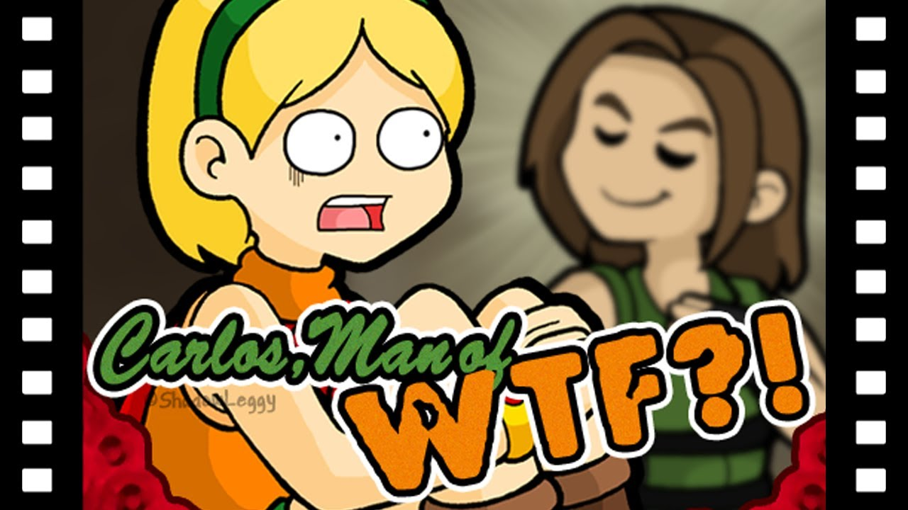 Carlos, Man of WTF! [HD Remaster]