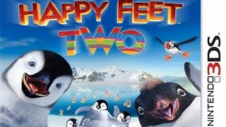 Happy Feet Two Gameplay (Nintendo 3DS) [60 FPS] [1080p]