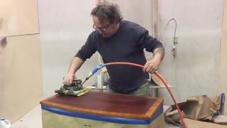 Refinishing Baker Sideboard/dresser