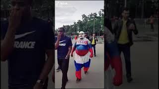 Болельщики сборной России на чм 2018 по футболу