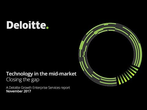 2017 Mid-market technology trends report