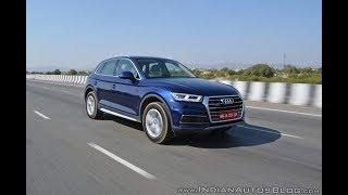 2018 Audi Q5 test drive review