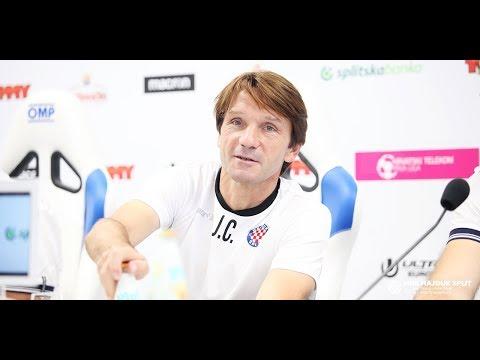 Trener Carrillo uoči Rudeš - Hajduk