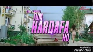 Tum hardafa ho ankit tiwari song with lyrics