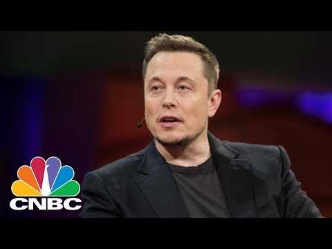 Elon Musk Says He'll Delete The Facebook Pages For Both His Companies | CNBC