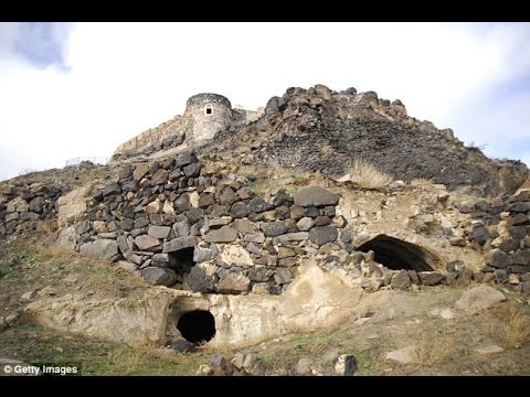Builders stumble upon an underground CITY in Turkey: 5,000-year-old complex sheltered thousands