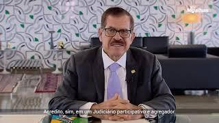 Ministro Humberto Martins - Transparência no Judiciário