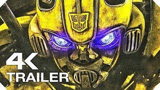 БАМБЛБИ ✩ Трейлер #2 (4K ULTRA HD, 2018) Спин-офф Трансформеры