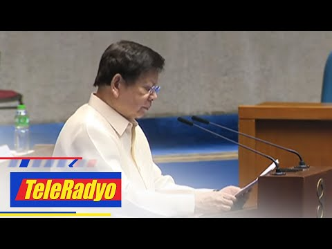 Rep. Rodante Marcoleta argues against ABS-CBN franchise (Part 1) | Teleradyo