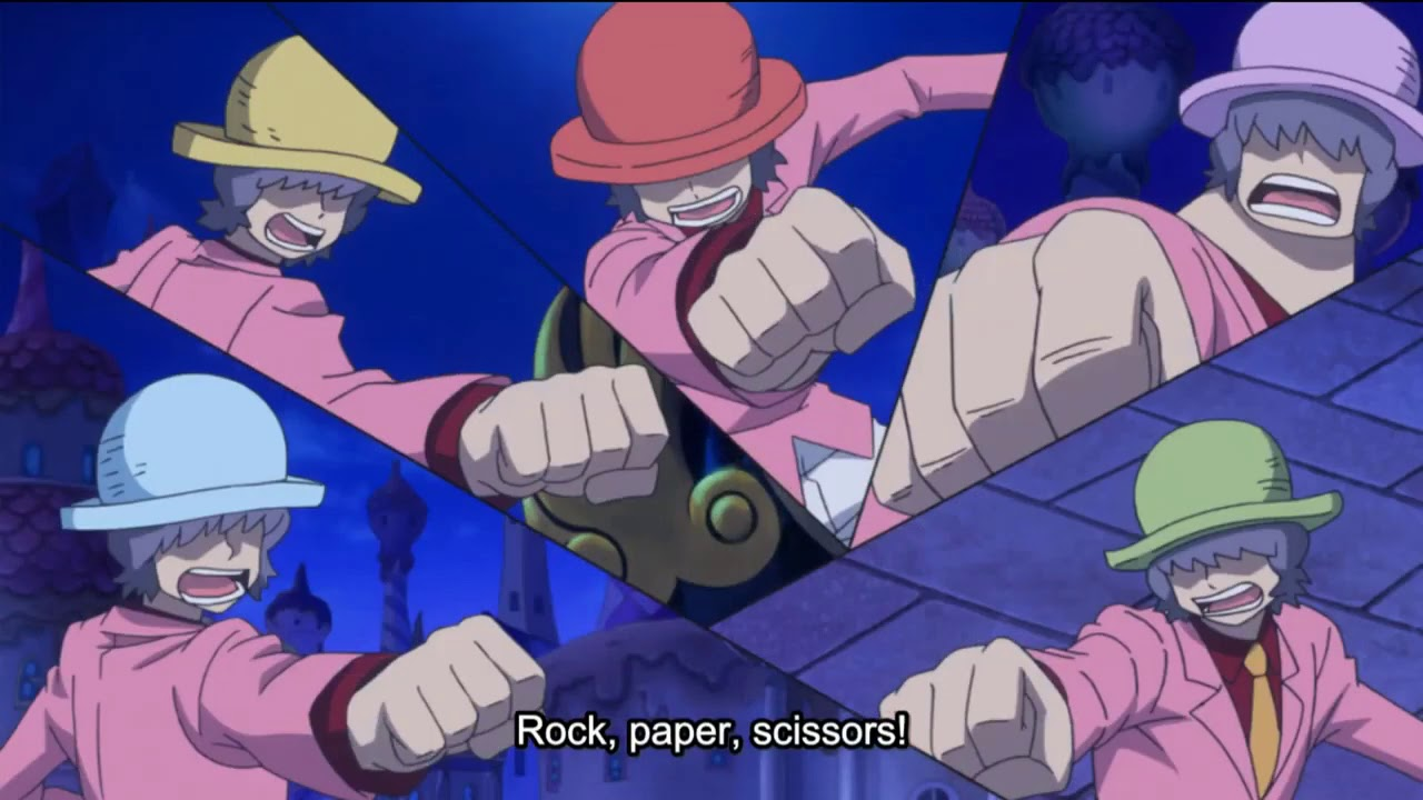Download LUFFY GETS OUT OF THE MIRROR RESCUED BY SANJI WITH HORRIBLE DEATH
