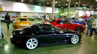 JAPAN CARS & CULTURE EXPO (Moscow) (part1)